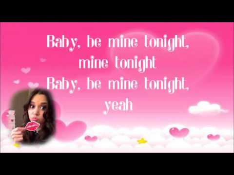 Kiss You - One Direction (cover) Megan Nicole W  Lyrics. video