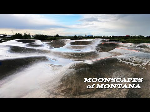 Moonscapes of Montana