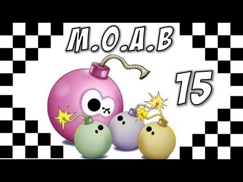 M.O.A.B 15 - Challenge Complete