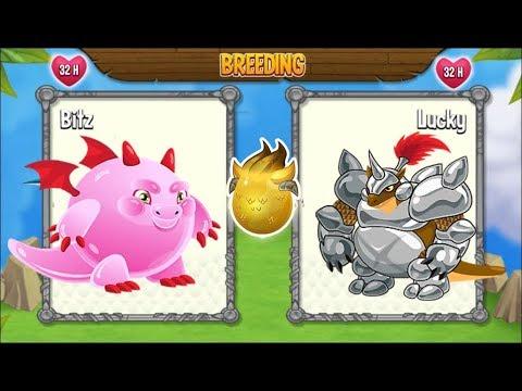 NEW BREEDING: Armadillo Dragon & Gummy Dragon [EXCLUSIVE BREEDING]