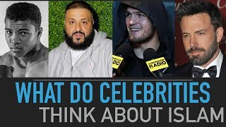 What Do Celebrities Think About Islam?