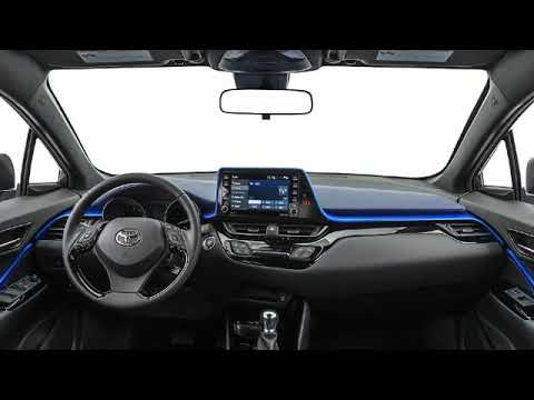 2020 Toyota C-HR Video