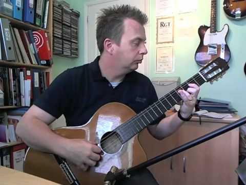 Landler - Trinity Guitar Grade 3