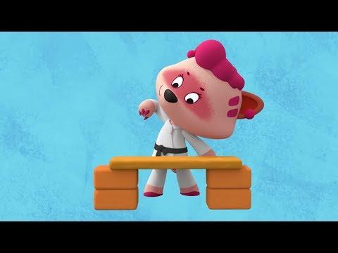 Мультики - Ми-ми-мишки - Все новые серии подряд - Сборник мультфильмов