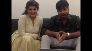 Shakib Khan & Srabanti LIVE On facebook
