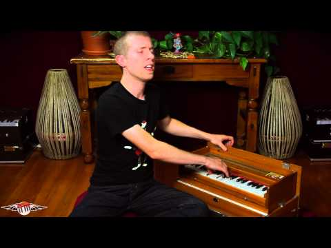 Harmonium 224 - Bhairavi Sri Ram - In The Bhakti Breakfast Club video