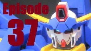 Gundam Age Episode 37 Review - Mobile Suit non-action action! ????AGE 37