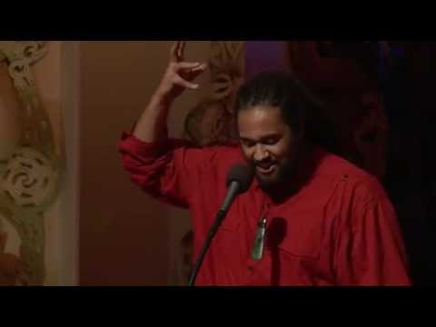 Poetry Slam Matariki 2014: Te Kahu Rolleston performs klip izle