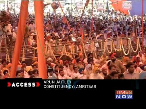 Access: Arun Jaitley - Full Episode