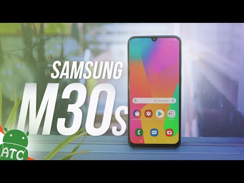What39s New in The Samsung Galaxy M30S?  ATC