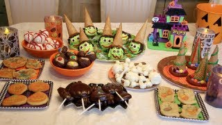 Halloween Treats Part 1