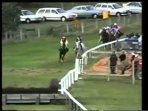 Horse Racing Fails.wmv