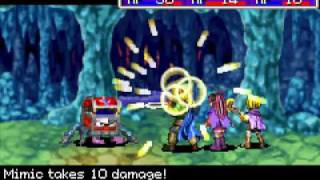 Golden Sun: The Lost Age mod • Mimic 01