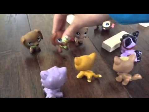 Lps MONSTER HIGH FRIGHT SONG