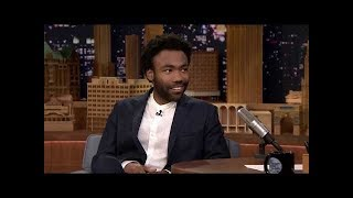 Donald Glover Is Childish Funny Moments
