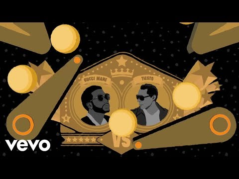 Tiësto, Gucci Mane, Sevenn - BOOM
