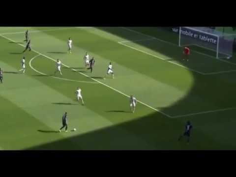 PSG VS Bastia (2-0) Goal Lucas moura (16/08/14) HD