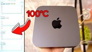 2018 Mac mini 6-core 4K Video Editing Test - It overheats!?