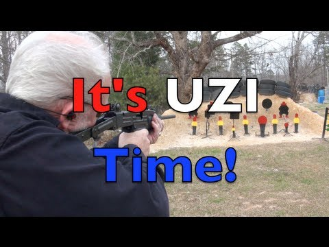 UZI Shooting Action