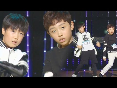 Hyunjin & Jongseob, So Talented Rap Performance 'Boyfriend' 《KPOP STAR 6》 EP13
