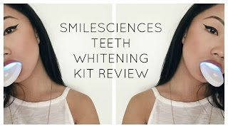 Teeth Whitening Kit Review (90% OFF COUPON) | Lisa Lee