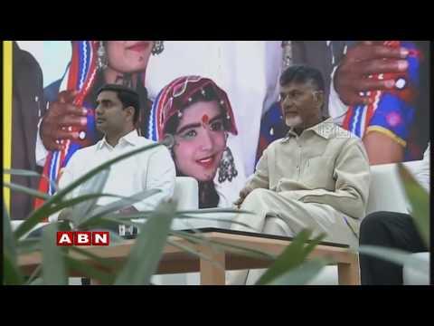 CM Chandrababu Naidu launches Mukhyamantri Yuva Nestam Scheme at Undavalli | ABN Telugu