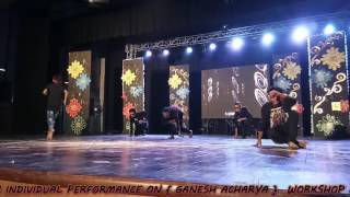 Govinda song Bekarar Main and Aankh Mare O Ladki Aankh Mare (Ganesh Acharya)tribute group dance