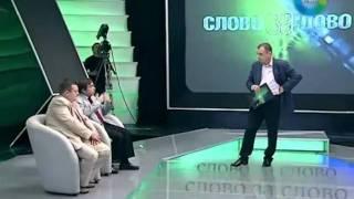 О.Барабанов в ток-шоу