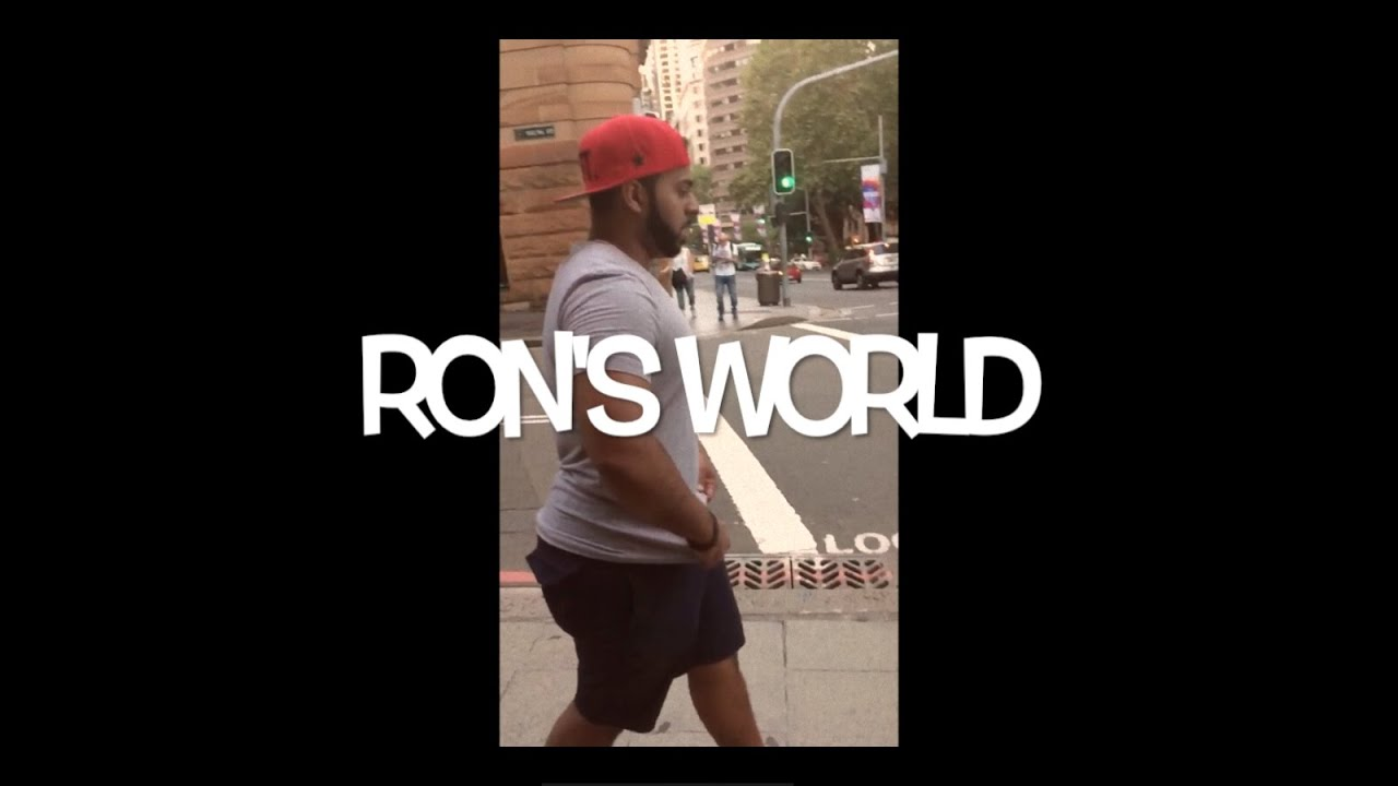 [Ron's World- Episode 1 - Who Do You Love] Video