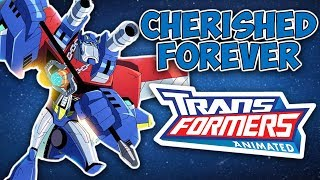 Cherished FOREVER: Transformers Animated - Diamondbolt