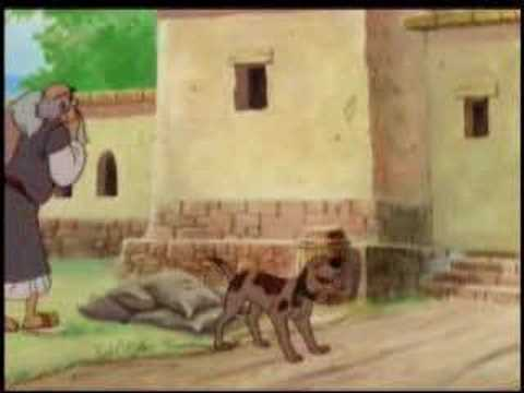 Animated Bible Story Of The Prodigal Son On Dvd video