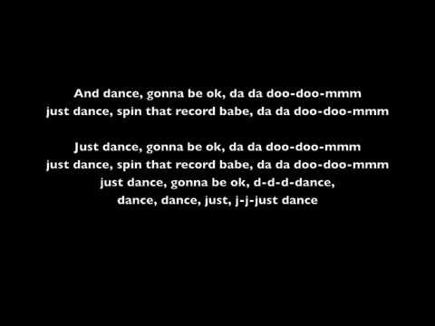 Lady Gaga - Just Dance Lyrics