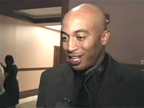 James Lesure interview at Kentucky Derby Grand Gala. Video