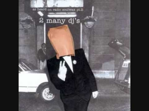 2 Many Dj's - Peter Gunn Theme - Where's Your Head At