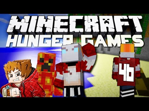 Minecraft Hunger Games - Episode #46 w/Bajan Canadian & TBNRfrags - Don't Worry Man!