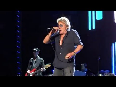 """Baba O'Riley"" (Live) - The Who - Oakland, Oracle Arena - May 19, 2016"