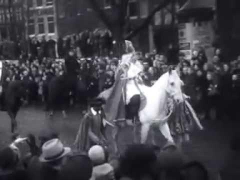 Intocht Sinterklaas (1941)
