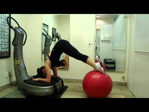 Power Plate - Plexus Fisioterapia