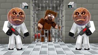 FAKİR KORKUNÇ AY HAPİSHANESİNDEN KAÇIYOR! 😱 - Minecraft