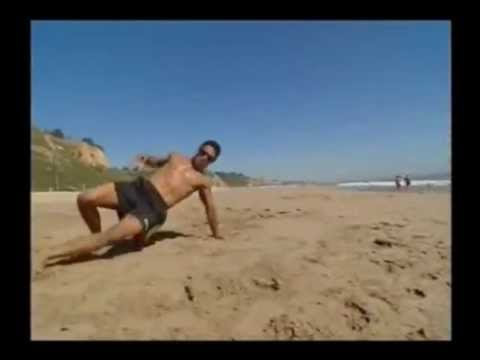 Rickson Gracie Choke Workout Image 1