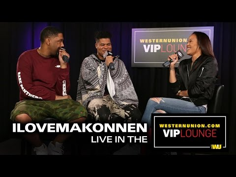 iLoveMakonnen Talks Hacked Drake Rihanna Tweets & Writing for Kelly Rowland