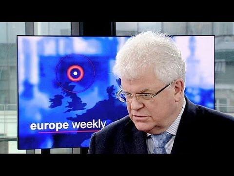 'No Russian troops' in Crimea airports says EU's Russian ambassador