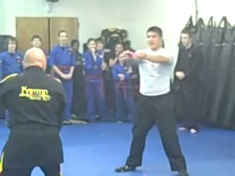 Filipino Martial Arts Whip Demo | Guro Patrick Consing Image 1