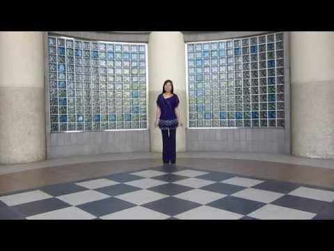 Jamaica Farewell (再見牙買加) Line Dance (by Nina Chen)