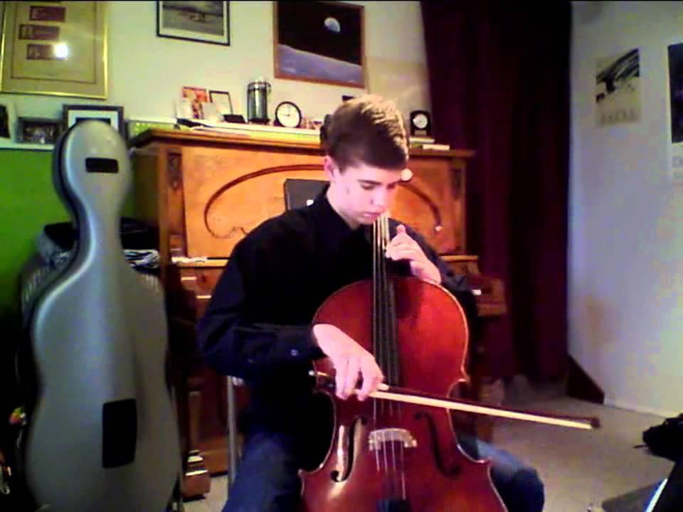 Track 5 Solo: Allegro Spiritoso by J.B. Senaille - YouTube