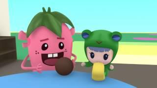 Руби и Йо-Йо - Первый день в школе