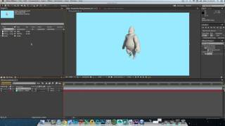 Autodesk Maya - Ders 17 - After Effects Kullanımı