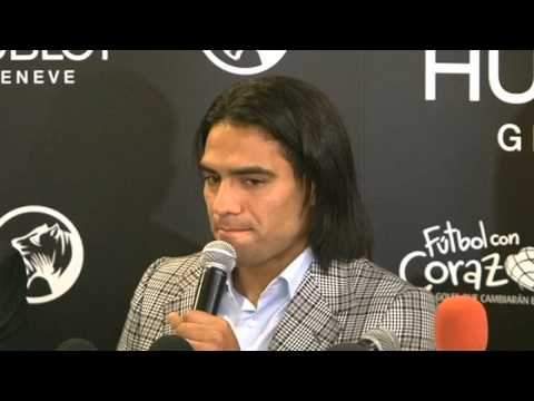 Falcao reflects on Colombia's 3-1 World Cup Qualifier win over Chile