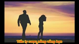 TIẾC -  Thơ : Xuân Thật - Phổ Nhạc , Nhạc Sỹ : Hải Anh Karaoke Khong loi