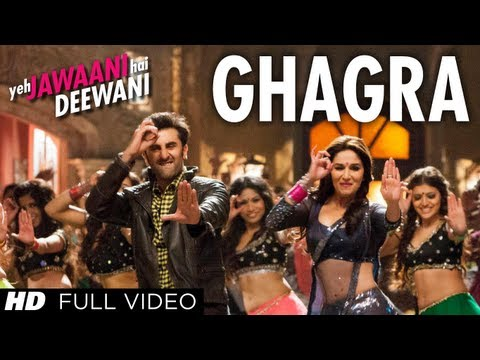 Ghagra Yeh Jawaani Hai Deewani Full HD Video Song | Madhuri...